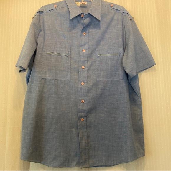 kenninton Other - Vintage Kennington button down men's shirt